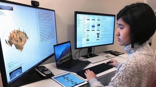 Emma Yang hy vọng ứng dụng của mình sẽ giúp cho những người mắc bệnh Alzheimer như bà của cô bé