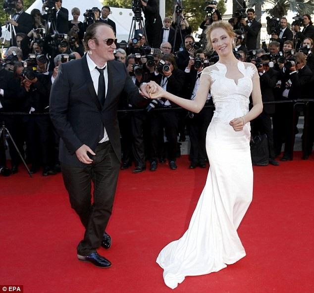 Đạo diễn Queen Tarantino đã thừa nhận tai nạn tại trường quay nhưng ông giải thích không cố tình đẩy Uma Thurman vào chỗ chết.