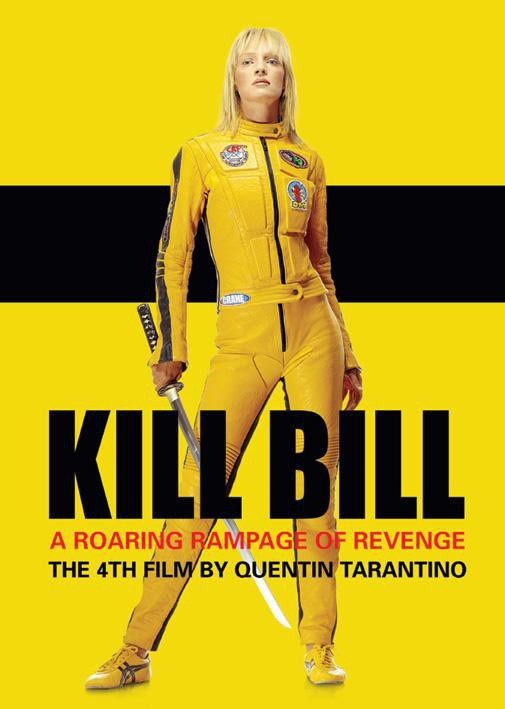 Kill Bill cũng là bộ phim thành công nhất trong sự nghiệp của Uma Thurman.