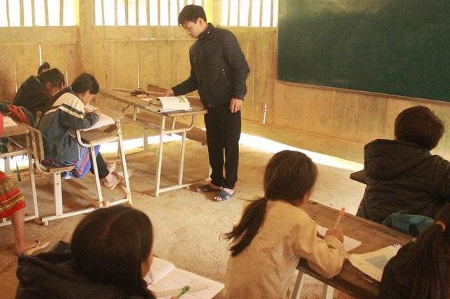 Huyện Mường Lát (Thanh Hóa) được tuyển dụng 40 giáo viên, nhân viên.
