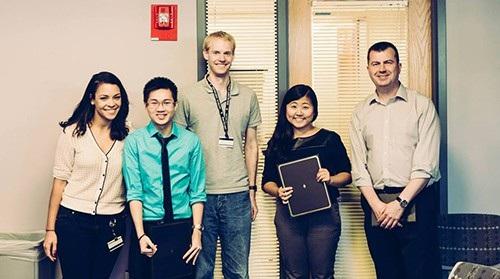 Bùi Minh Triết được trường Y danh giá Harvard Medical School nhận vào dự án nghiên cứu đào tạo các nhà khoa học và bác sĩ trẻ.