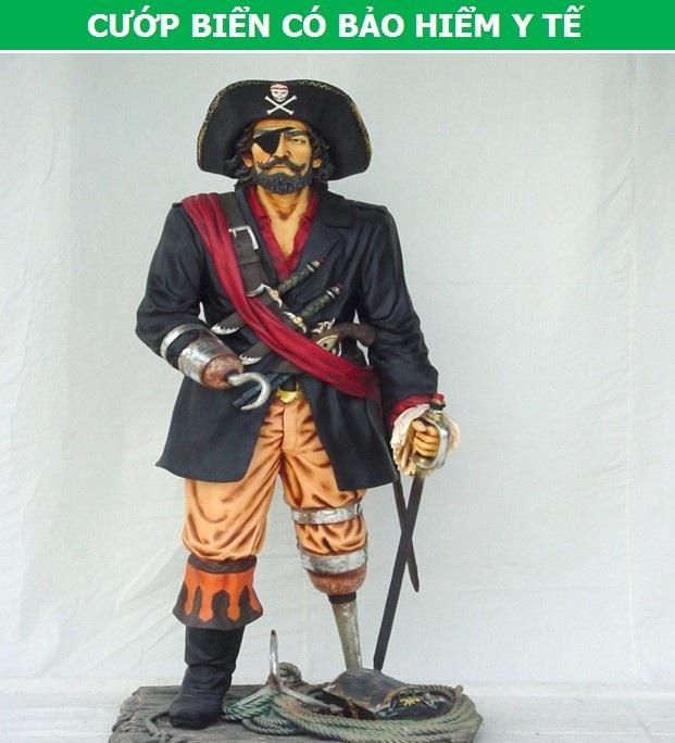 Những sự thật thú vị về cướp biển sẽ khiến bạn phải ngỡ ngàng (P2) - 2