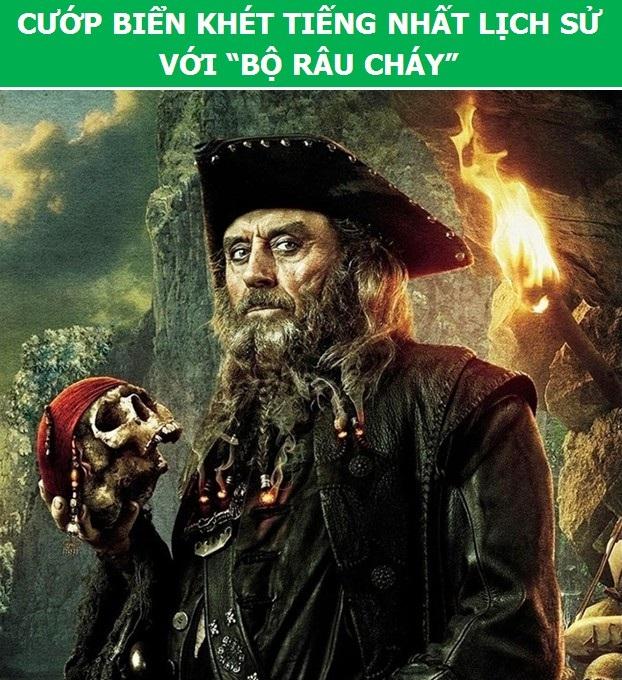 Những sự thật thú vị về cướp biển sẽ khiến bạn phải ngỡ ngàng (P2) - 3