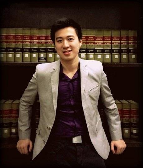 Ngô Di Lân, nam du học sinh tài năng, điển trai và hùng biện giỏi.