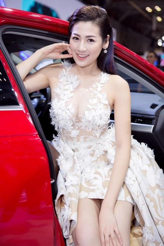Trong năm qua, hình ảnh của Tú Anh bất ngờ được hàng loạt những trang tin lớn nhỏ Trung Quốc đăng tải như Toutiao, diễn đàn nổi tiếng Tieba, Baidu,... đăng tải.