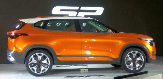 Kia SP Concept chạm ngõ phân khúc SUV cỡ nhỏ - 6