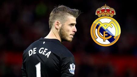 Cái tên David de Gea vẫn luôn được Real Madrid quan tâm
