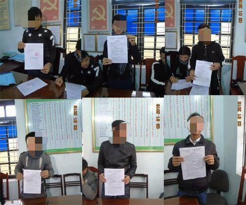 6 người bị phạt hành chính do xúc phạm CSGT trên mạng xã hội