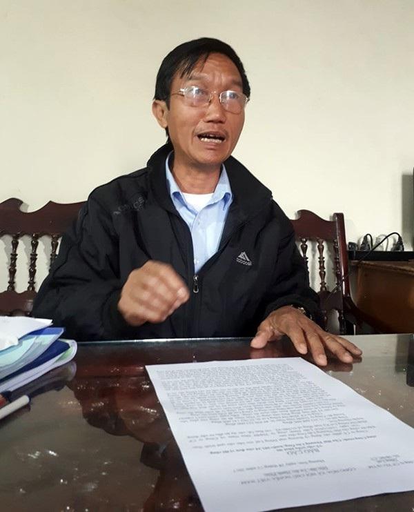 Ông Lê Hữu Lợi khẳng định không thuê xã hội đen.