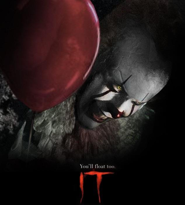 """11. """"It"""" (Chú hề ma quái) - 697,5 triệu USD"""