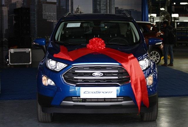 Ford Ecosport 2018 có giá khởi điểm 545 - 689 triệu đồng - 1