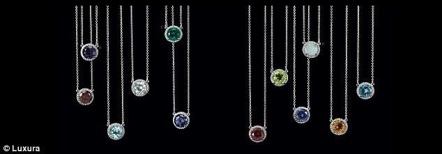 Nữ trang kim cương của Luxura