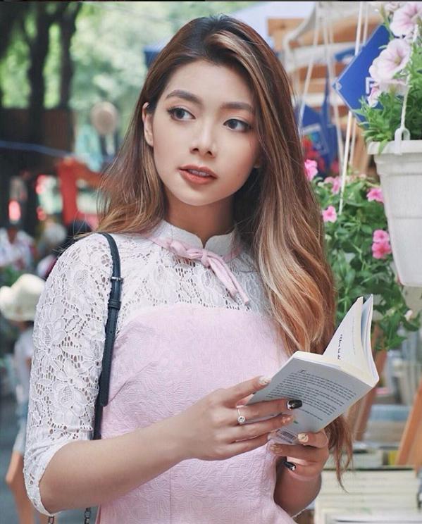 Katleen Phan Võ: 9X xinh đẹp nóng bỏng mang đai đen võ Vịnh Xuân - 12