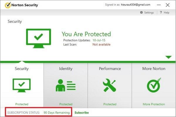 Bản quyền miễn phí phần mềm bảo mật mạnh mẽ và danh tiếng - 2
