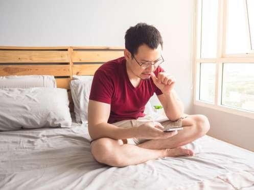 Những thói quen khiến bạn dễ ốm - 5