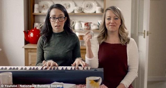 Thực tế, trên mạng xã hội Anh đã có những tranh cãi xoay quanh các đoạn clip quảng cáo mà hai nữ ca sĩ tham gia, nhiều người cho rằng họ là hai nữ ca sĩ rất có phong cách, và việc sáng tác - biểu diễn ca khúc quảng cáo là không dễ.