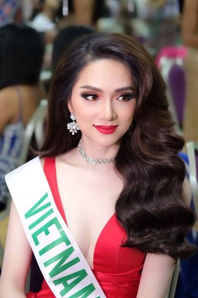 Hương Giang Idol và hành trình ấn tượng trở thành Hoa hậu Chuyển giới Quốc tế - 16