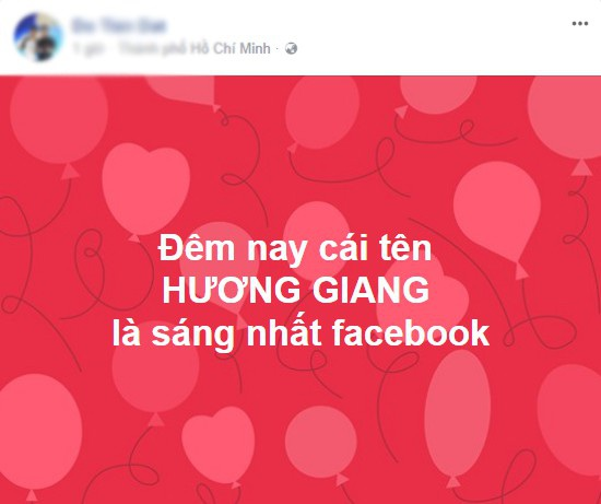 Chia sẻ của khán giả khi Hương Giang Idol chiến thắng cuộc thi nhan sắc quốc tế