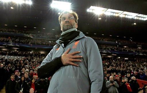 Klopp đang giúp Liverpool thi đấu mạnh mẽ trong giai đoạn cuối mùa