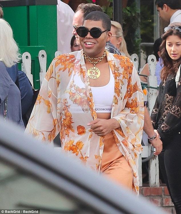 Gần đây anh thành công khi tham gia show truyền hình Rich Kids Of Beverly Hills