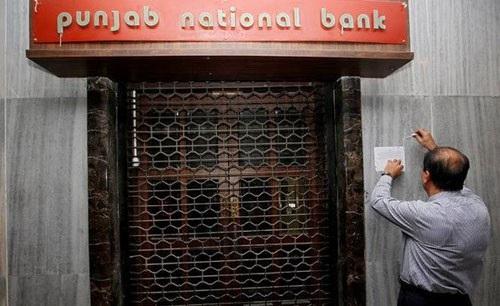 Ngân hàng Punjab National Bank. (Nguồn: Reuters)