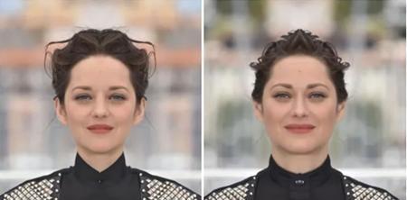 Ngắm các sao với gương mặt cân xứng đến hoàn hảo - 1