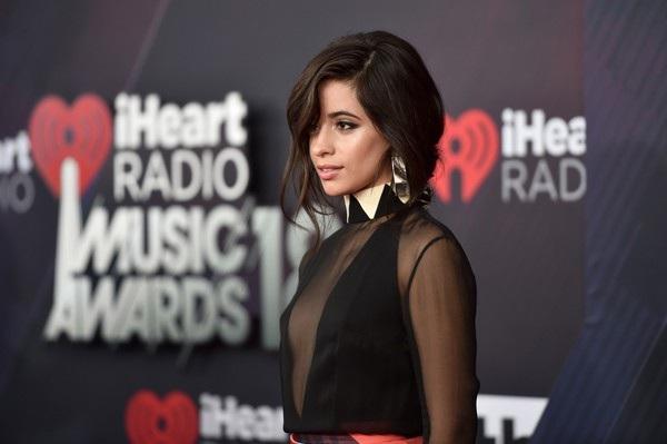 Ca sỹ mới nổi Camila Cabello