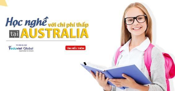 Học nghề với chi phí thấp tại Úc - 1