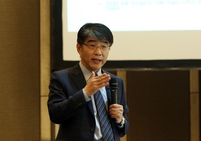 Ông Chang-Hee Lee, Giám đốc ILO tại VN.