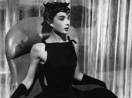 Givenchy đã góp công vào các bộ trang phục trong phim Sabrina
