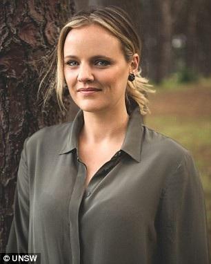 Bec Reynolds là giảng viên về dinh dưỡng của ĐH New South Wales