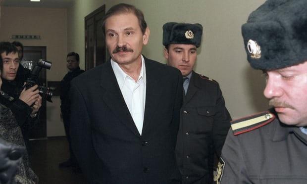 Doanh nhân Nga Nikolai Glushkov (Ảnh: pA)
