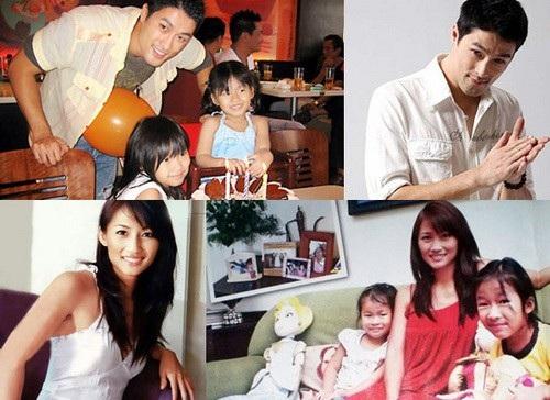 Nam diễn viên và vợ con, gia đình hạnh phúc của nam diễn viên kéo dài 8 năm