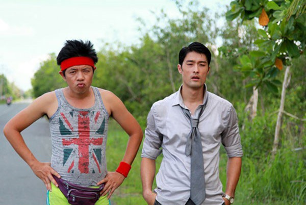 Johnny Trí Nguyễn và Thái Hòa thành công với phim hài Tài Em