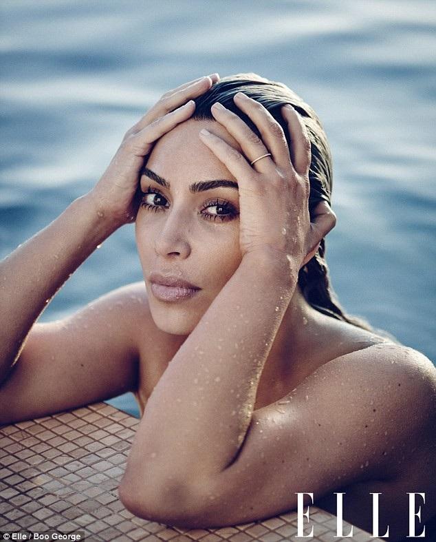 Kim Kardashian thừa nhận, hiện tại, cô dành sự quan tâm cho các con nhiều hơn chồng.