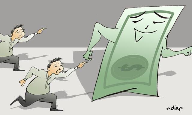"""Những đồng tiền bị… """"quỷ ám""""! - 1"""