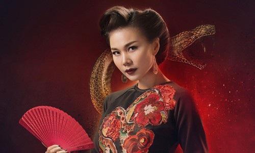 Mẹ chồng là dự án điện ảnh hiếm hoi Thanh Hằng hợp tác cùng đạo diễn khác chứ không phải Nguyễn Quang Dũng