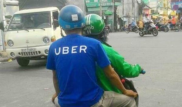 """Uber và Grab sẽ về """"chung một nhà"""" tại thị trường Đông Nam Á"""
