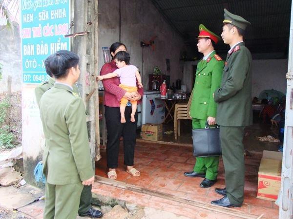 Mặc dù được tuyên truyền, vận động nhưng nhiều năm nay tình trạng vượt biên trái phép sang Trung Quốc vẫn diễn ra.
