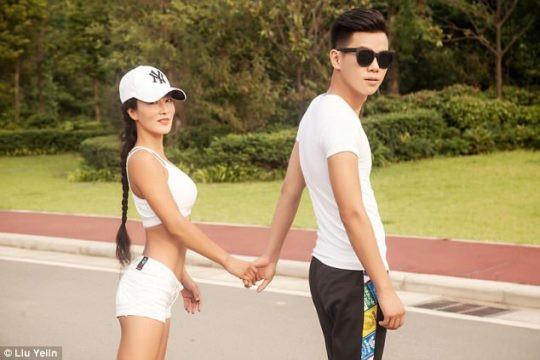Côi Liu thường xuyên bị nhầm là bạn gái của con trai