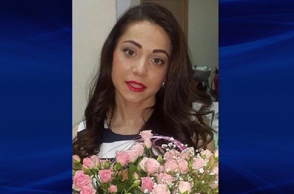 Nạn nhân Anna Ergieva bị bạn trai cũ sát hại dã man