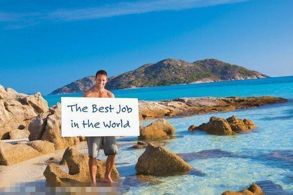 Công việc tuyệt vời nhất thế giới: sống trên đảo, thu tiền tỷ