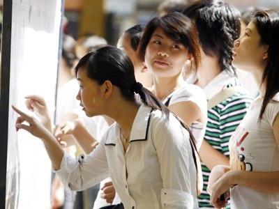 Thất nghiệp ở nhóm lao động trình độ TC-CĐ-ĐH có xu hướng giảm.