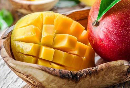 Những loại trái cây chứa nhiều và ít đường nhất - 1