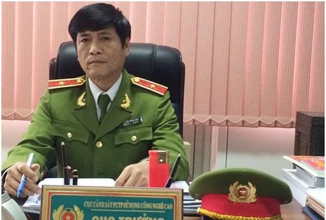 Cựu Thiếu tướng Nguyễn Thanh Hoá, có hành vi bảo kê cho đường dây đánh bạc này đã bị cơ quan An ninh điều tra khởi tố về tội tổ chức đánh bạc.