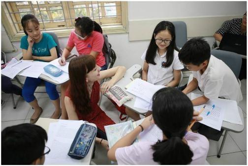 Lớp học Tiếng Anh Chuyên tích hợp tại Language Link Academic