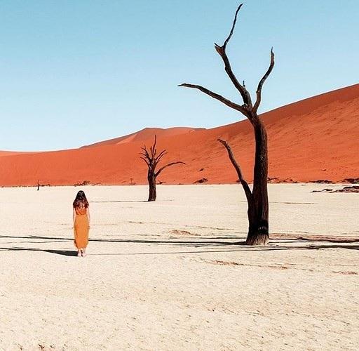 Cảnh đẹp thế giới mê ly qua ống kính của cặp đôi nam nữ Nam Phi - 10