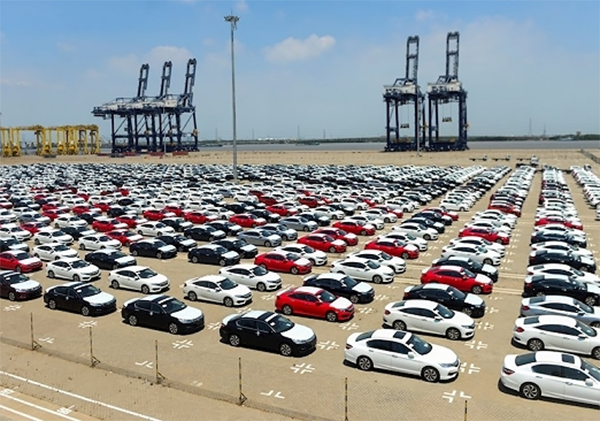 Thị trường ôtô nhập khẩu trong tuần: Giảm mạnh so với đầu tháng - 1