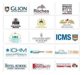 Danh sách các Học viện tham dự T.H.E. Education Fair 2018