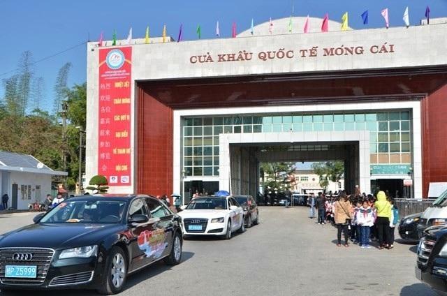 Xe du lịch tự lái Trung Quốc vào Việt Nam (ảnh minh hoạ)